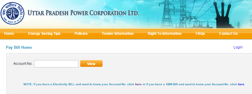 How to do Electricity Bill Payment on UPPCL Online Website